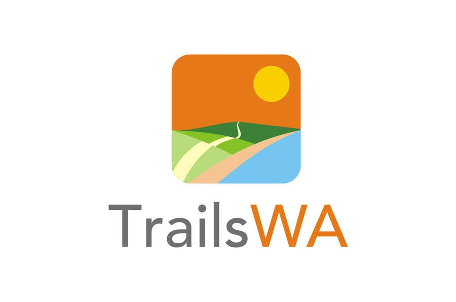 Logo Design for Trails WA