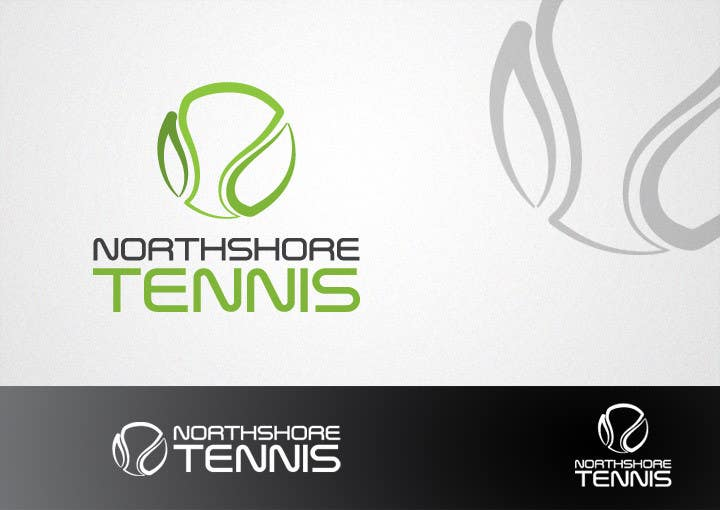 Logo Design for Northshore Tennis