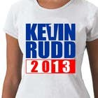 #176 for T-shirt Design for Help Former Australian Prime Minister Kevin Rudd design an election T-shirt! by arteq04