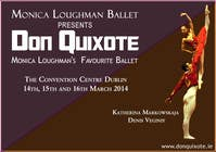 #95 for Graphic Design for Classical ballet event called Don Quixote by aqshivani