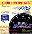 #7 for Print & Packaging Design for Throttle Muscle by Ubaidahmadmughal