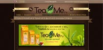#23 for Banner Ad Design for Tea4me.ru tea&coffee sales&delivery by Ubaidahmadmughal