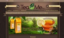 #89 for Banner Ad Design for Tea4me.ru tea&coffee sales&delivery by ronikon