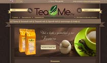 #39 for Banner Ad Design for Tea4me.ru tea&coffee sales&delivery by ronikon