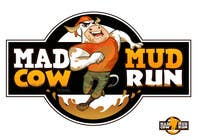 #116 for Logo Design for Mad Cow Mud Run by marcialarts