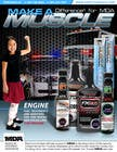 #10 for Advertisement Design for Throttle Muscle by F5DesignStudio