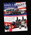 #23 for Advertisement Design for Throttle Muscle by csoxa