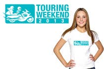 #27 for Logo Design for Touring Weekend 20xx by jtmarechal