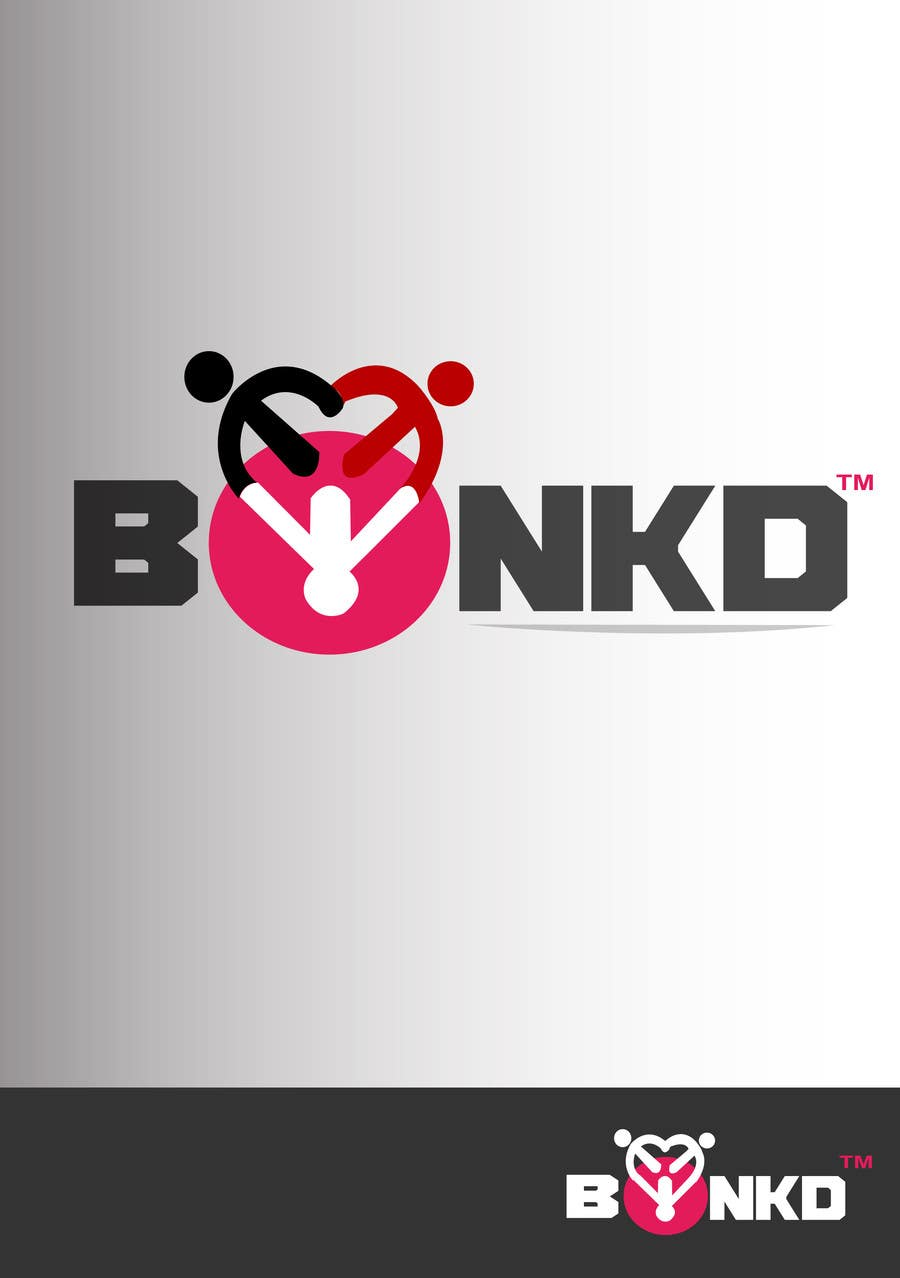 Logo Design for Bonkd