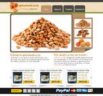 #34 for Graphic Design - Redesign FRONT PAGE Only - apricotseeds.co.nz website by samar09