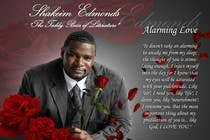 "#16 for Flyer Design for (Author) Skakeim Edmonds, ""Alarming Love"" by Arttilla"