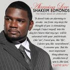"#13 for Flyer Design for (Author) Skakeim Edmonds, ""Alarming Love"" by kemmouni"