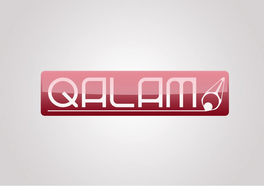 Logo Design for qalam