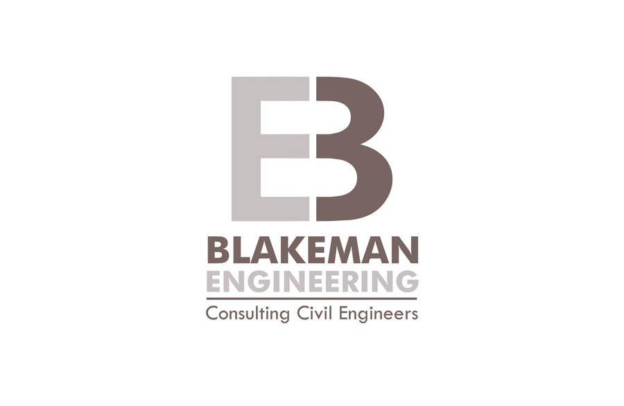 Logo Design for Blakeman Engineering
