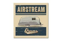 #276 for Logo Design for Airstream Dreams by GlenTimms