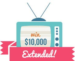 TV ad contest extended!